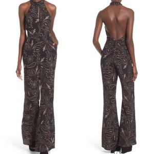 ASTR The Label | NWT Halter Jumpsuit